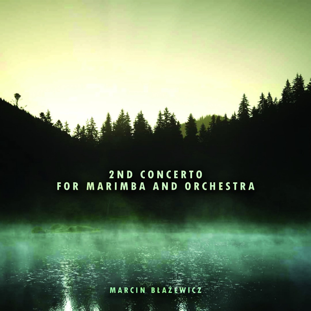 2nd Concerto for Marimba and Orchestra
