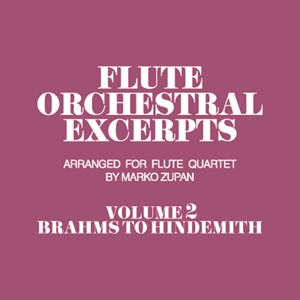 Flute Orchestral Excerpts II