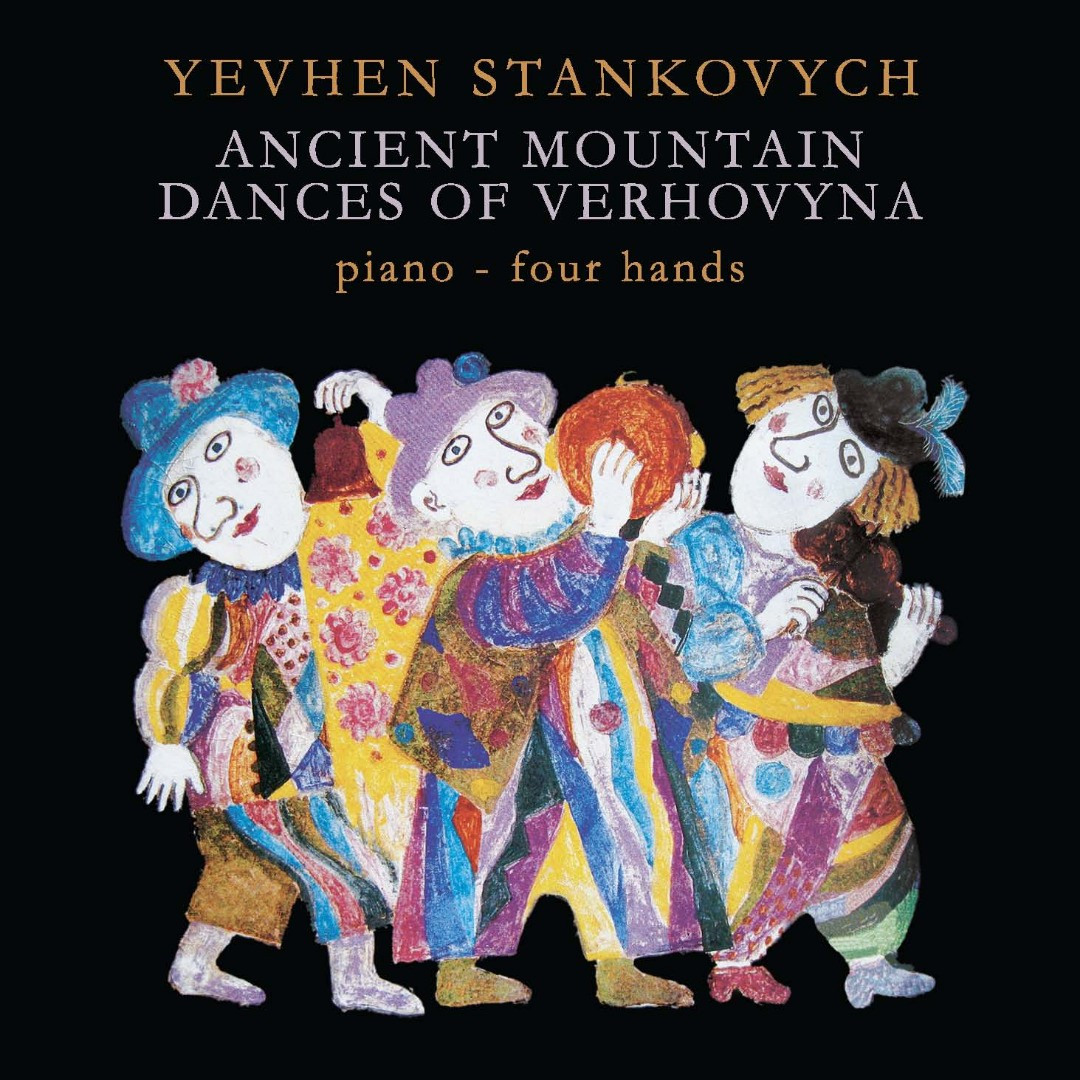 Ancient Mountain Dances of Verhovyna